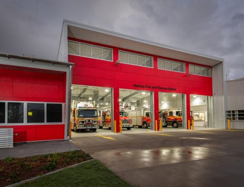 Mackay and Proserpine Fire Stations