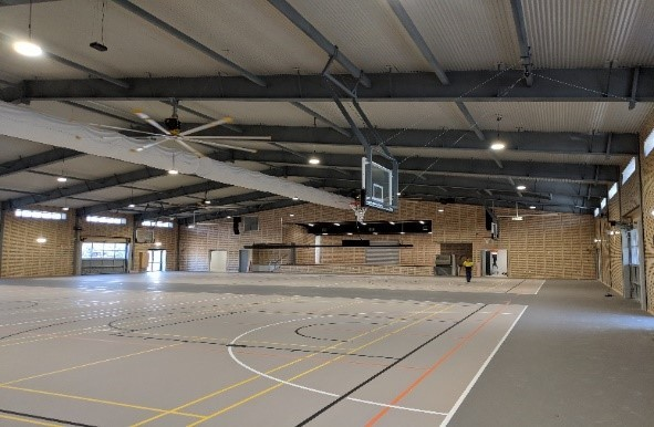 Kirwan State High School - Multi Purpose Hall